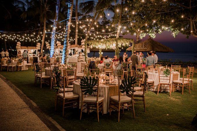 Rustic Decoration by Bali Izatta Wedding Planner & Wedding Florist Decorator - 012