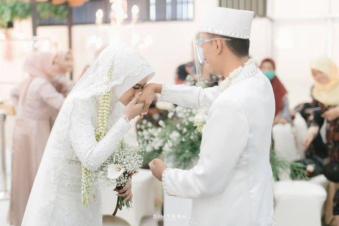 Intimate Wedding Linda & Dino by Gasim Wedding Organizer - 005