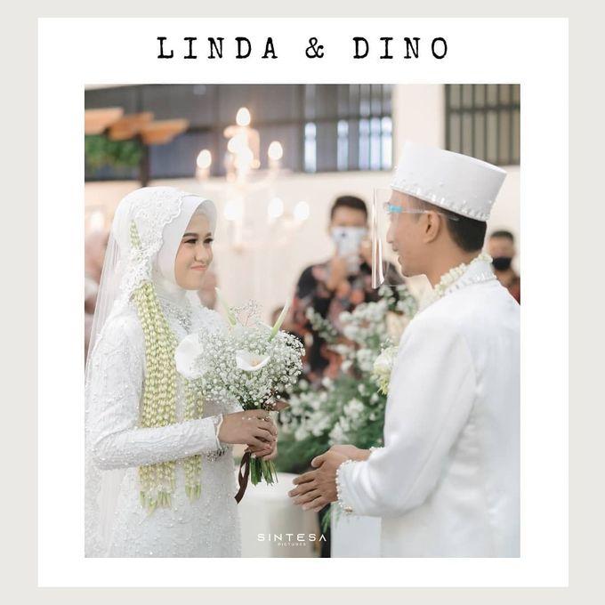 Intimate Wedding Linda & Dino by Gasim Wedding Organizer - 003