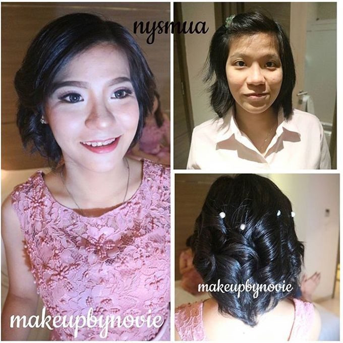 Makeup & Hair Do by Nys Beauty Studio - 037