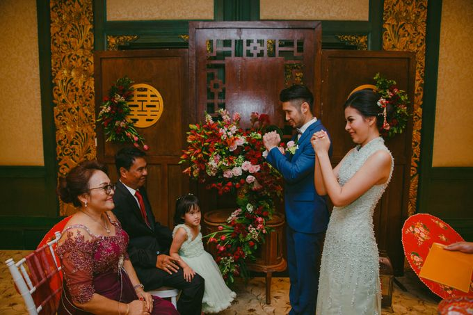 RUSTIC WEDDING DAVID AND JOICE IN SKY AYANA BALI by W organizer - 026