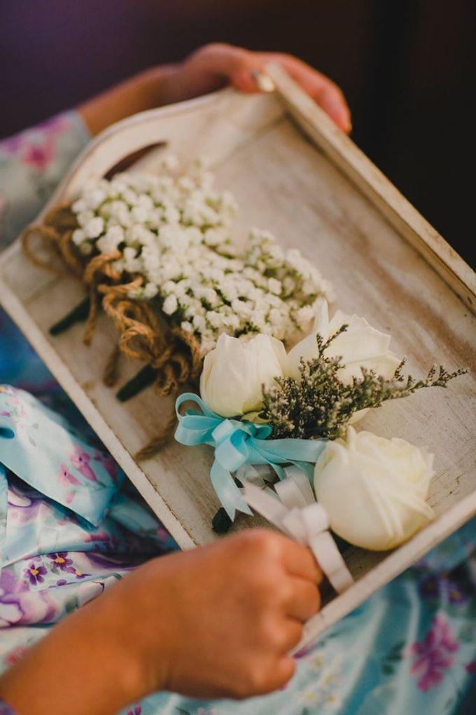 Aaron & Inan Wedding by Bali Dream Wedding - 018