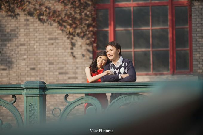 PARTNER IN LIFE - Tatang and Meilinda Pre Wedding by Antony by Vow Pictures - 004