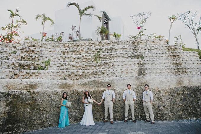 Aaron & Inan Wedding by Bali Dream Wedding - 011