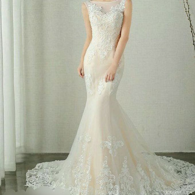 Beautiful Bridal Gowns by Makeupwifstyle - 011
