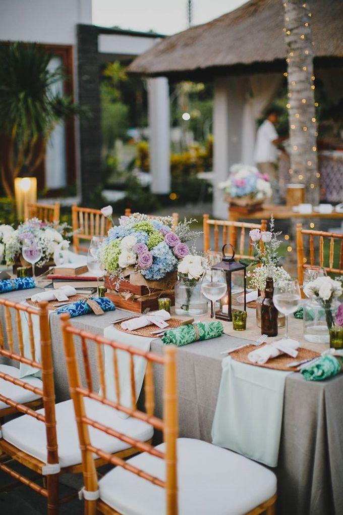 Aaron & Inan Wedding by Bali Dream Wedding - 010