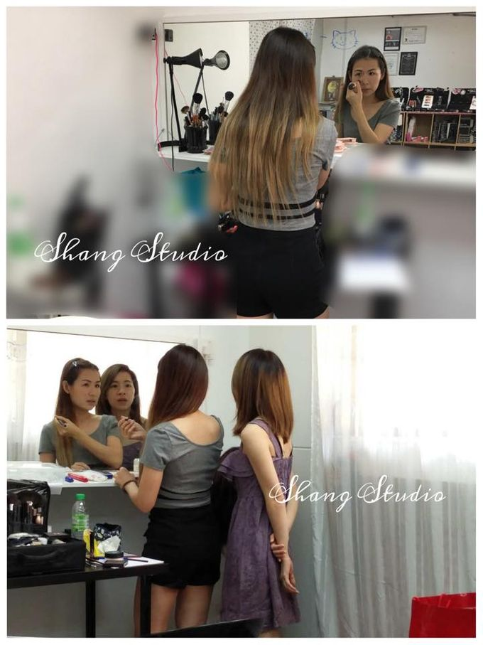 Personal Makeup Class / Corporate Makeup Class by Shang Studio - 001