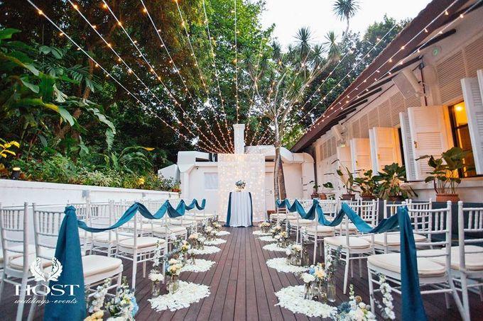 Roof of Stars Solemnisation Wedding by Botanico @ The Garage - 003