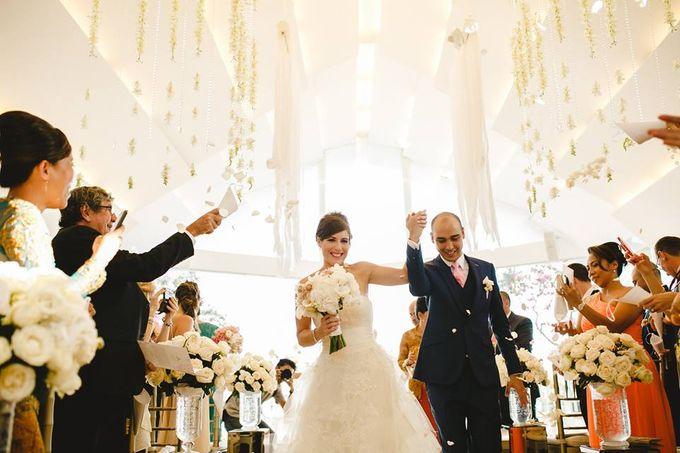 Jacy & Rebecca by Bali Dream Wedding - 002