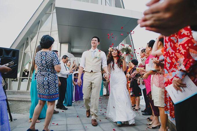 Aaron & Inan Wedding by Bali Dream Wedding - 012