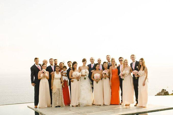 Jacy & Rebecca by Bali Dream Wedding - 012