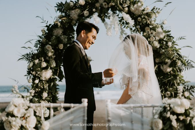 The wedding of Paschalia & Margita by Dona Wedding Decoration & Planner - 016