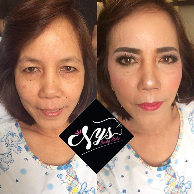 Makeup & Hair Do by Nys Beauty Studio - 042