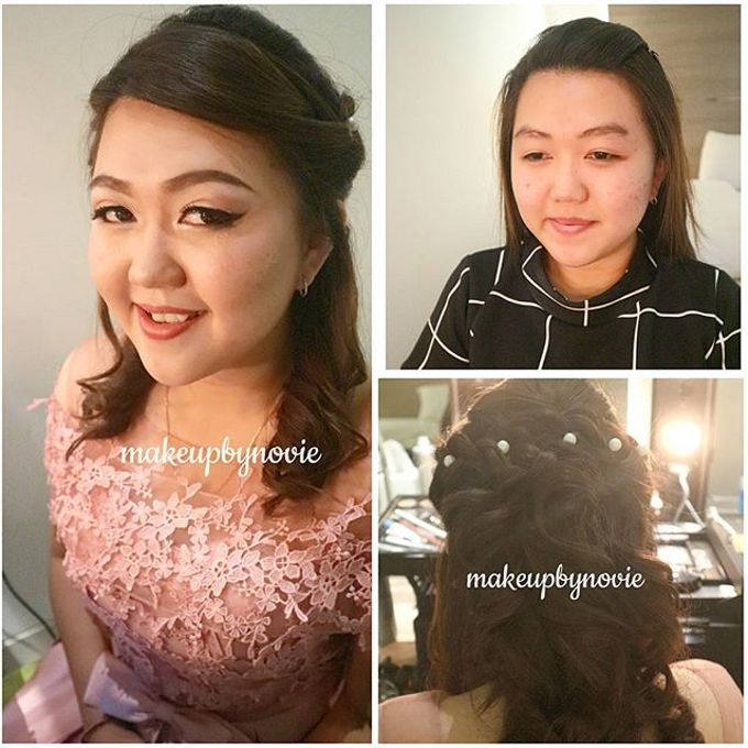 Makeup & Hair Do by Nys Beauty Studio - 038