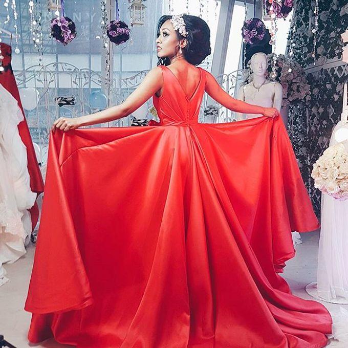 Grace Atelier - Bespoke gowns by Grace Atelier Weddings - 003