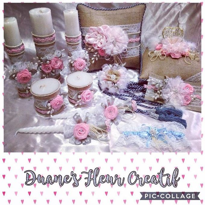 Handcrafted Bouquets and Wedding Accessories  by Duane's Fleur Creatif - 002