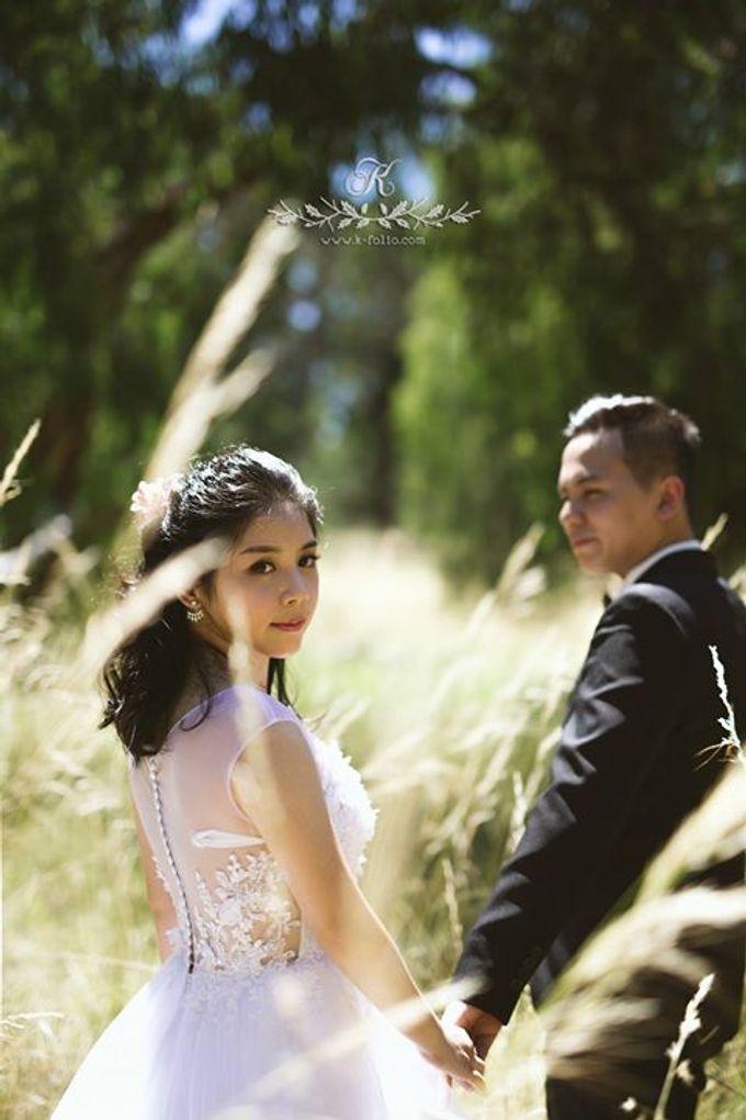 Wedding photography prewedding by k folio photography - 001