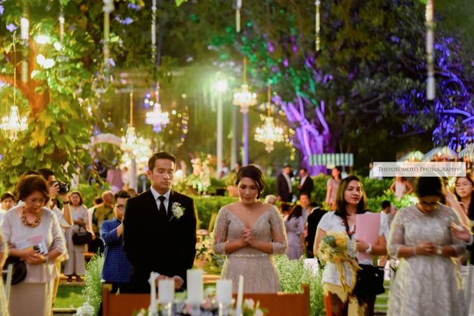 BETHILA & OBED by Raffles Hills Cibubur - On Green Garden Venue - 007