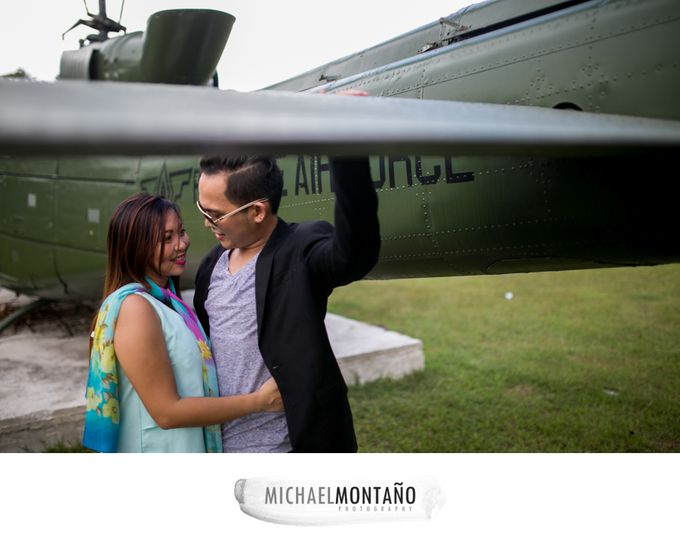 Jai & Jun Engagement Session by Michael Montaño Photography - 015