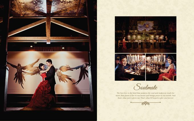 Pre Wedding & Wedding Alvin and Novita back at 2014 by Luciole Photography - 005
