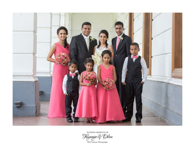 Wedding of Thiyangie & Dilan by DR Creations - 016