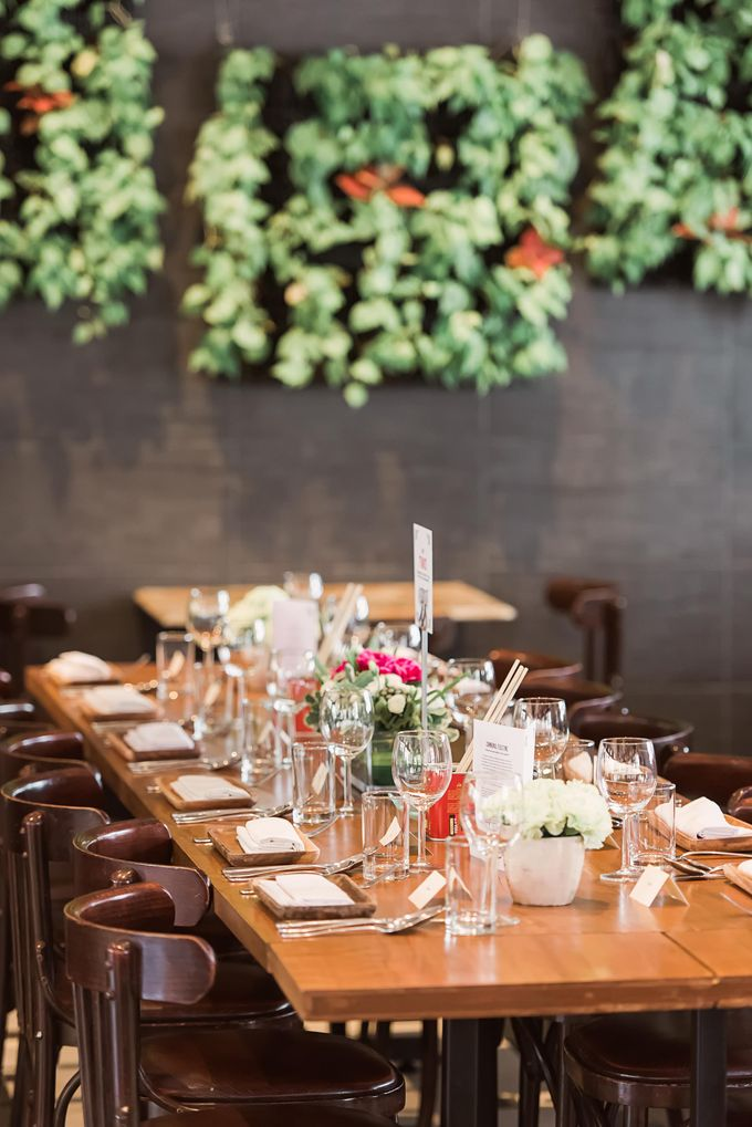 The Halia at Raffles Hotel Wedding Showcase 2016 by The Halia - 016