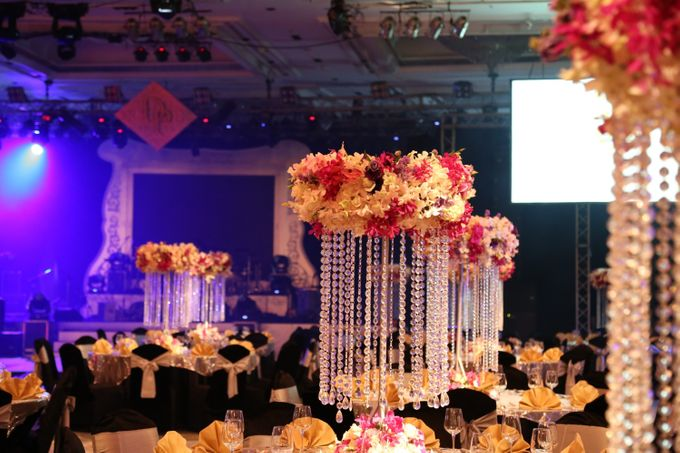 a glimpse of our venue by Shangri-La Hotel, Bangkok - 016
