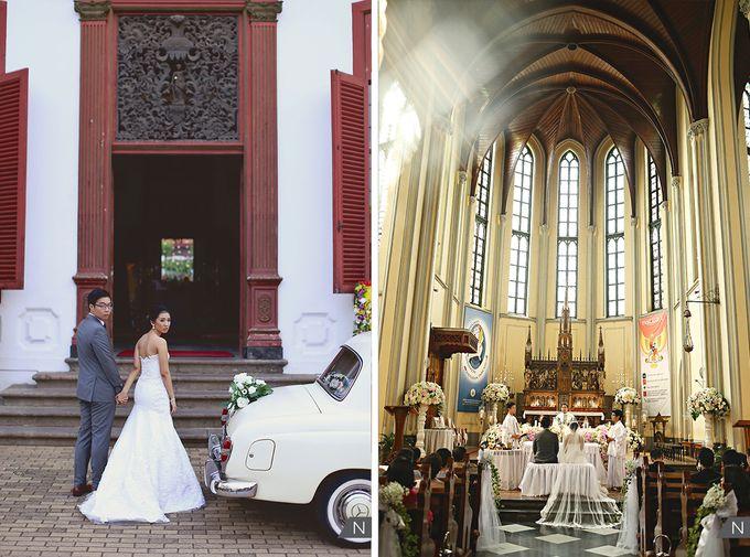 Max & Melissa Wedding by NOMINA PHOTOGRAPHY - 016