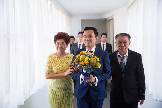 My amazing dream wedding by SS Florist - 011