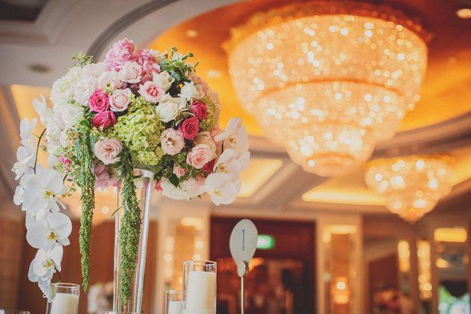 Wedding at Shangrila by Shangri-La Hotel Singapore - 001