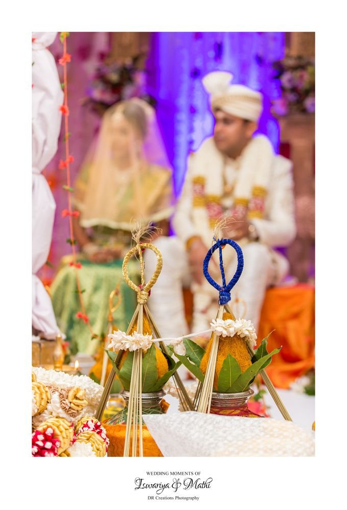 Wedding of Ishwariya & Mathi by DR Creations - 016