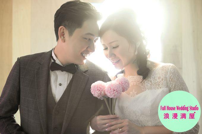 Pre-Wedding  Vincent & Samantha by Full House Wedding Studio - 004
