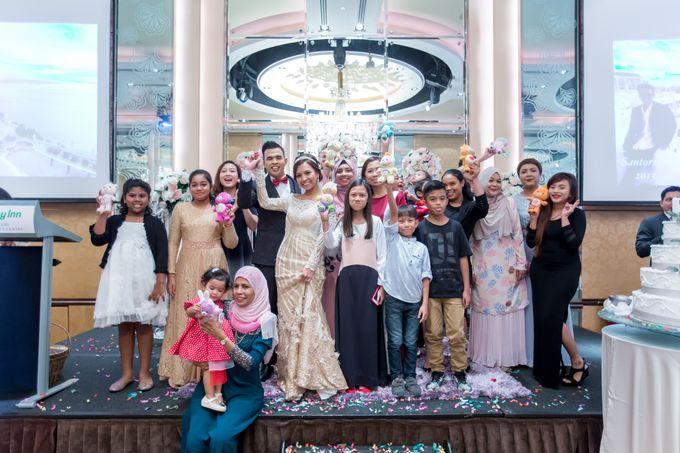 Malay Wedding Extraordinaire Celebration - Daniaal & Suhaila by Born2talk - 012
