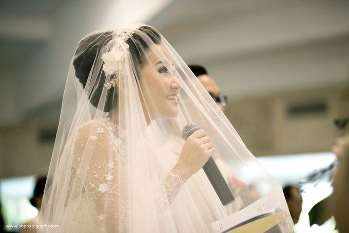THE WEDDING OF RICHARD & LYDIA by Cynthia Kusuma - 016
