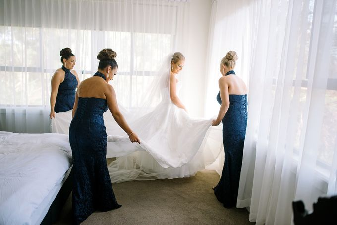 Barossa Valley Wedding by AKIphotograph - 016