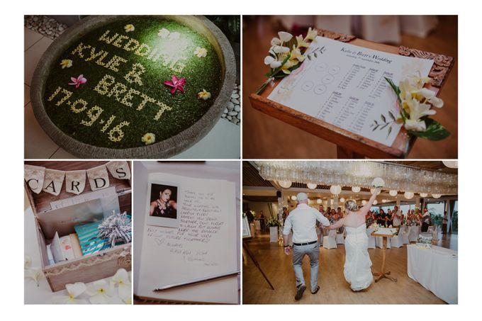 The Story of K & B by Bali Mandira Beach Resort & Spa - 016