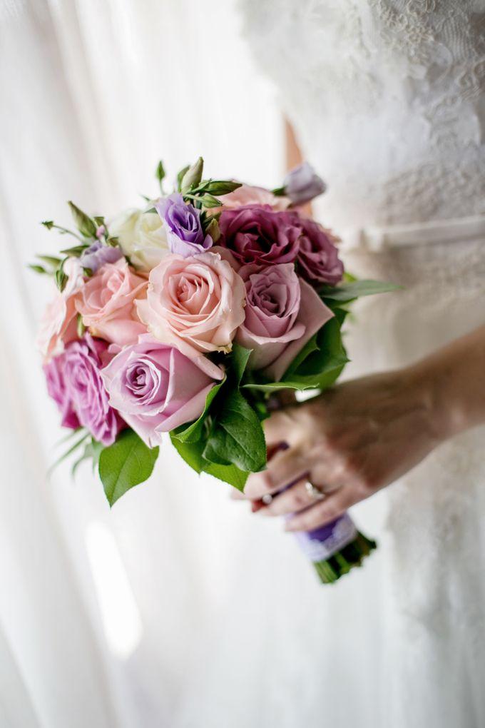 Purple wedding by Bali Angels - 005