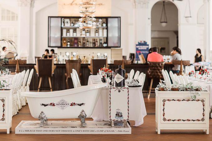 A Halia at Raffles Hotel Wedding Showcase 2015 by The Halia - 016