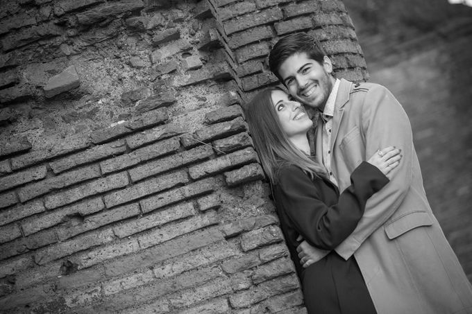 Engagement of Benedetta & Manolo by DR Creations - 013