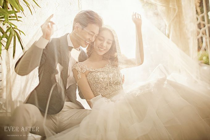 Korea Pre-Wedding Photoshoot - Studio 20 by Willcy Wedding by Willcy Wedding - Korea Pre Wedding - 012