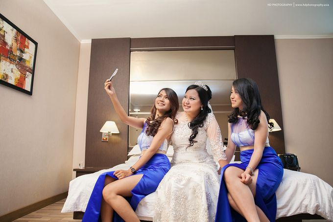 Elit Condro and Fransisca - wedding by HD Photography - 007