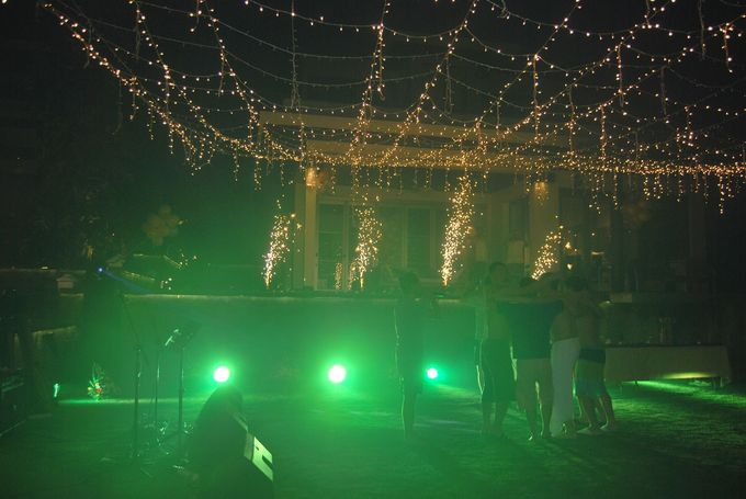 Fire works and lighting by Bali Angels - 012