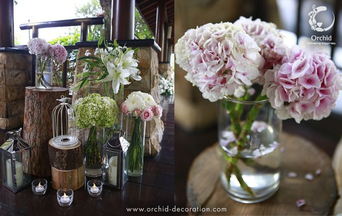 A sweet ending to a new beginning by Orchid Florist and Decoration - 006