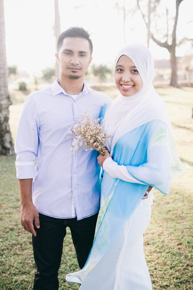 The portraiture session of Alya and Amir by Hanif Fazalul Photography & Cinematography - 006