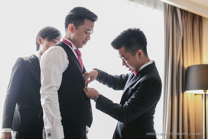 Yohanes & Vhina Wedding by Imperial Photography Jakarta - 016