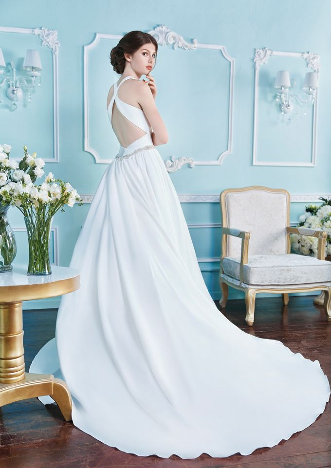 Orchid Wedding Gown Collection by Digio Bridal - 015
