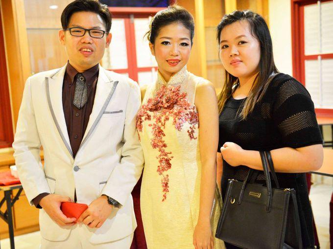 Cindy & Jason by Faith Wedding Event - 018