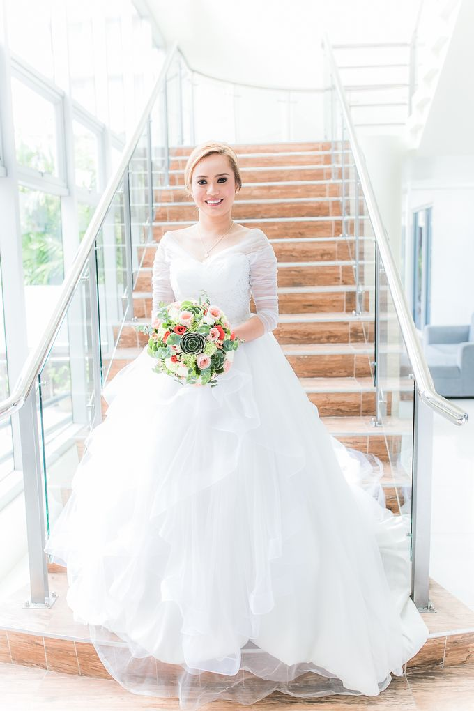 Reymhar & Hannah Cebu Wedding by Joseph Requerme Photo - 015