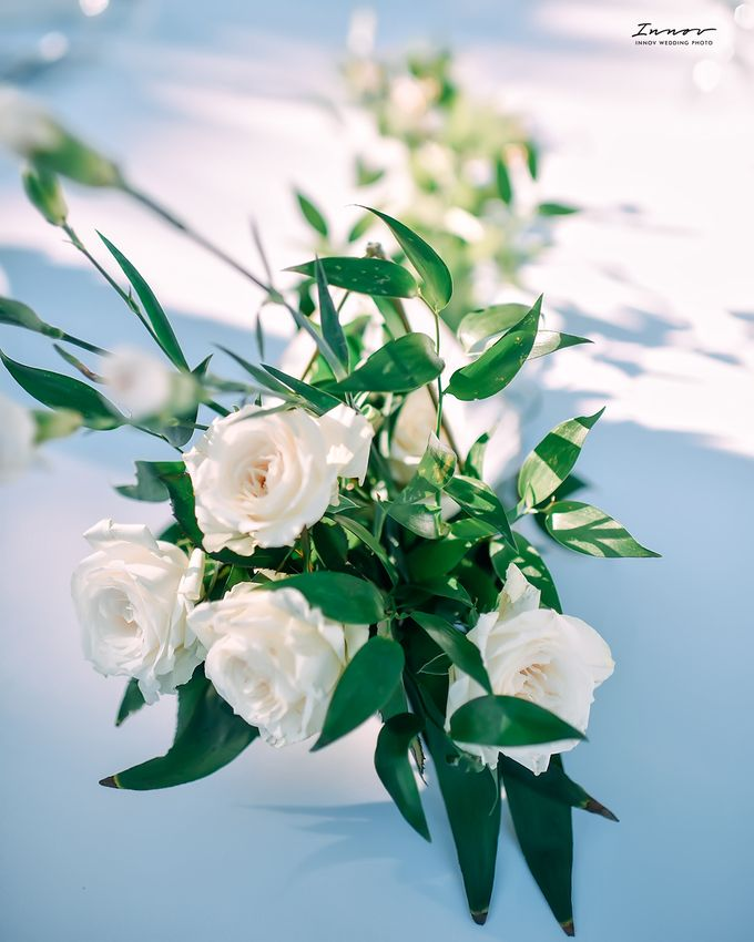 THE WEDDING Of  Mr KARLPEMER & Ms Susiani Retno by APLUS DECORATION & WEDDING PLANNER - 001