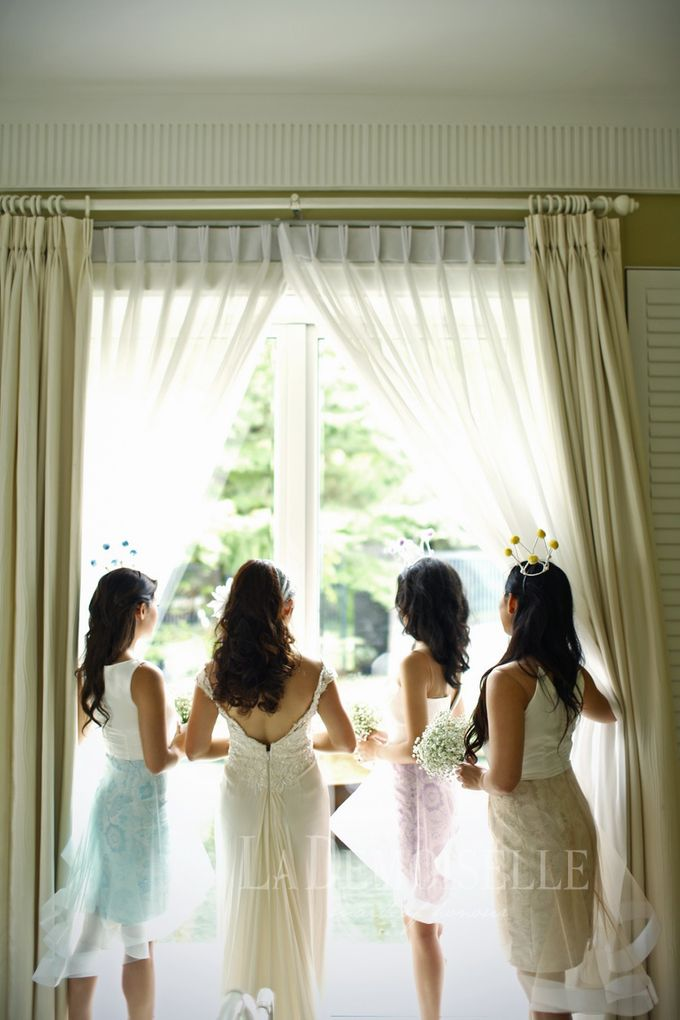A Beautiful Bride To Be, Jeni Patty by Lademoiselle Bridesmaids - 007